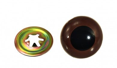 15mm Animal Eyes 4 piece