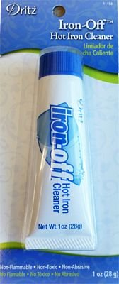 Iron-Off Hot Iron Cleaner