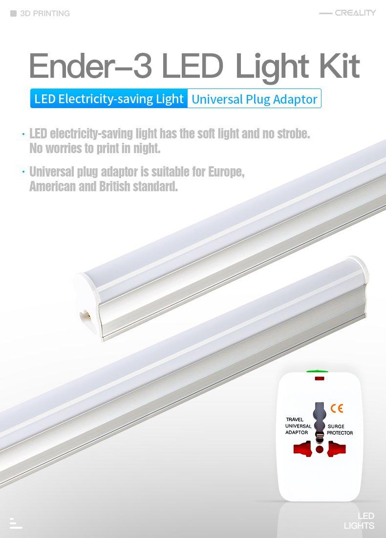 Ender-3 LED Light Kit