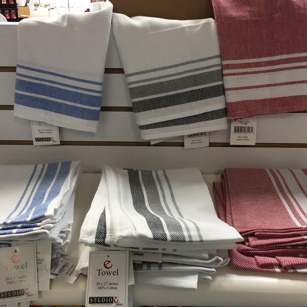 E towel