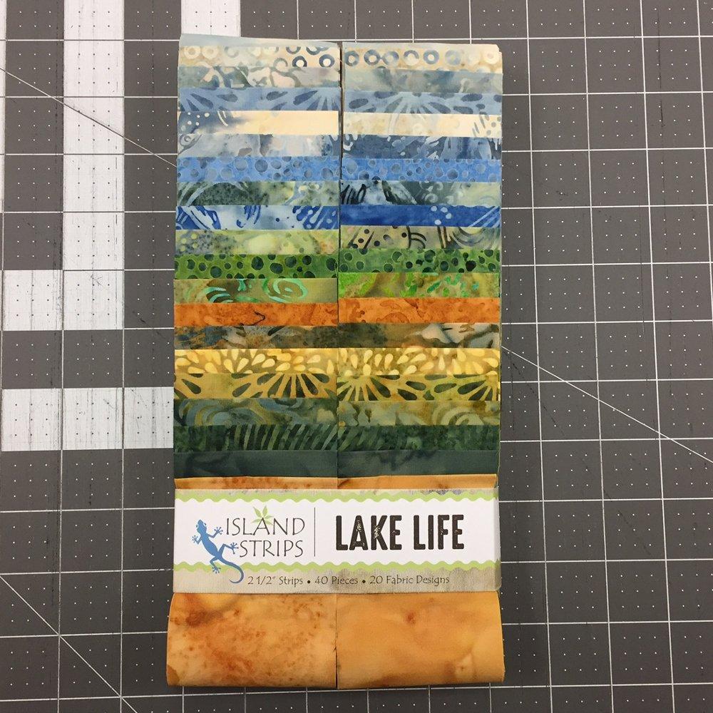 Island Strips Lake Life Strips