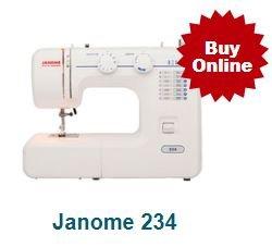 JANOME 234