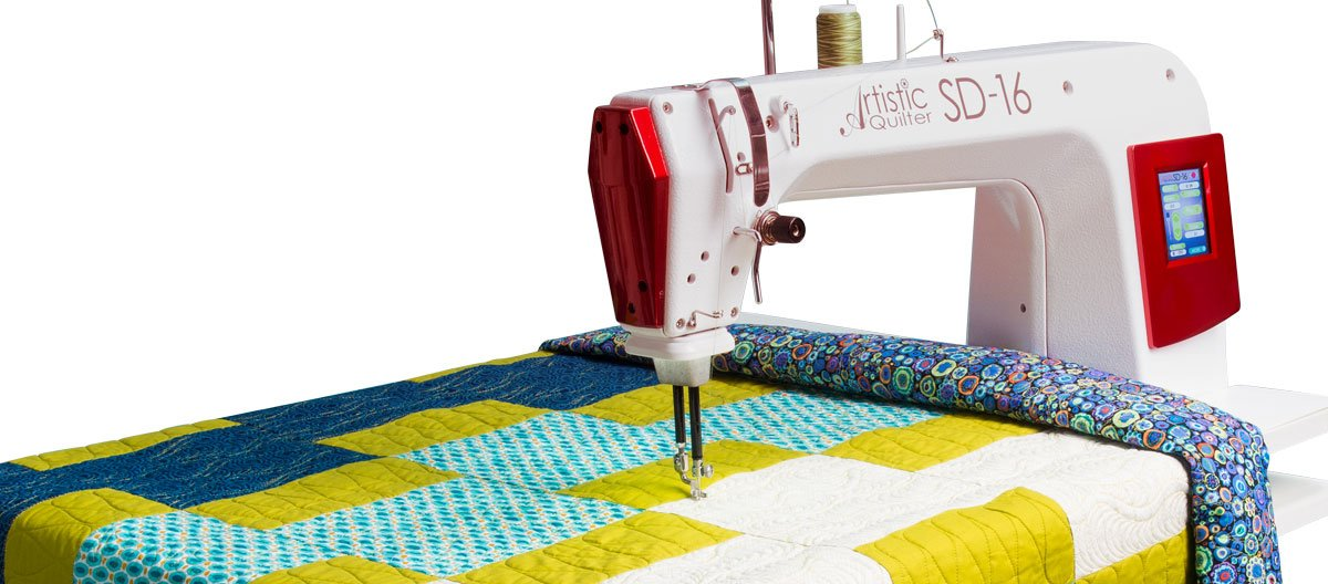 ARTISTIC SD16 Sit Down Quilter