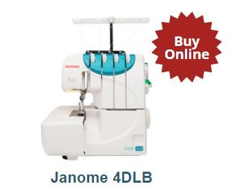 JANOME FOUR DLB