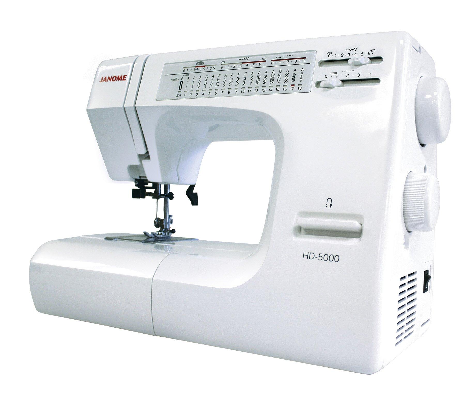 HD5000