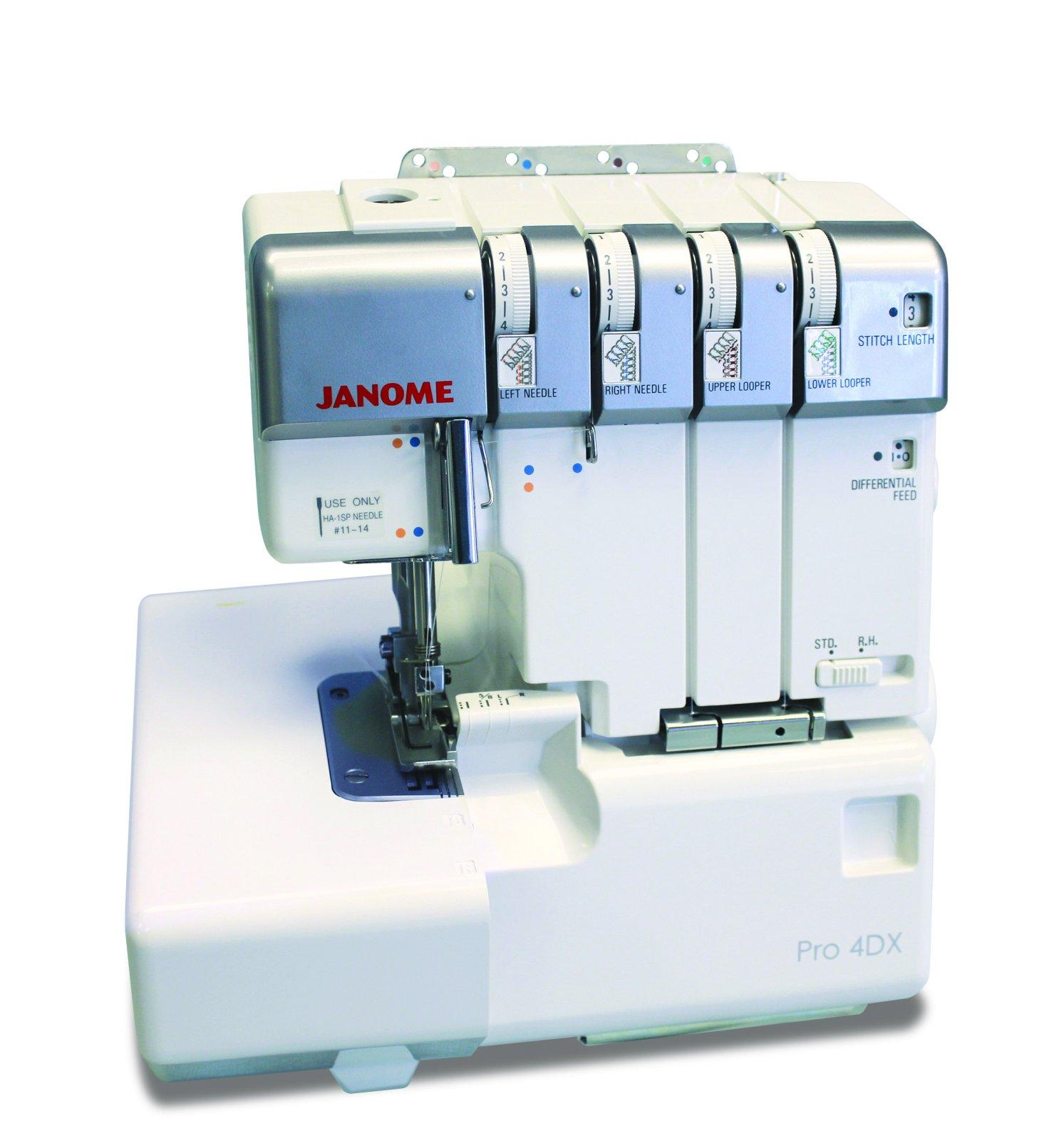 JANOME PRO-4DX