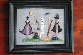 Spooky Fence by Raise the Roof Designs