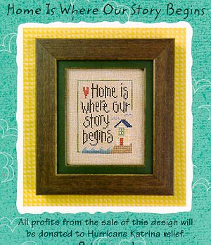 Home Is Where Our Story Begins by Lizzie Kate