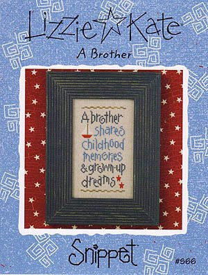 A Brother by Lizzie Kate