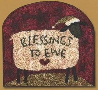 -19- 1219 Blessings to Ewe (PN) by Teresa Kogut
