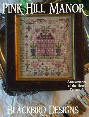 Pink Hill Manor by Blackbird Designs