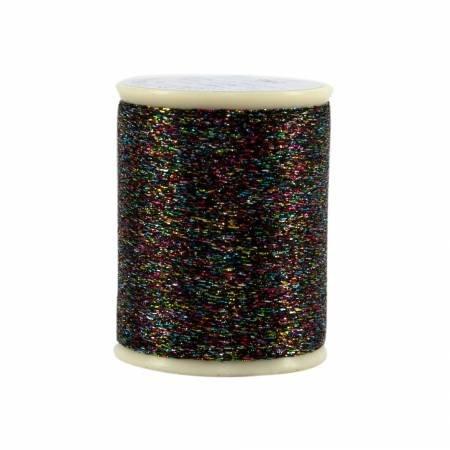 256 Razzle Dazzle Polyester Metallic Thread 8wt 110yds