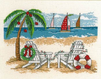 -3- 818 Tropical Christmas by Imaginating