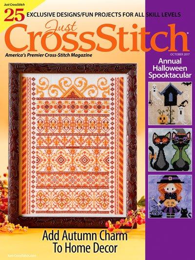 -18- 1119 October 2017 Just Cross Stitch Magazine