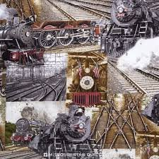 1016 08507 99 Railways Express