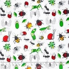 *16* 116 A7350 01 Garden Critters