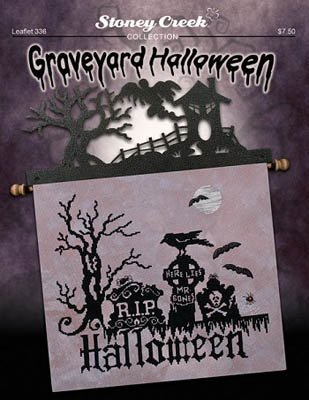 -4- 1118 Graveyard Halloween by Stoney Creek