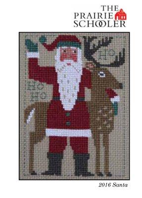 2016 Santa by Prairie Schooler  417