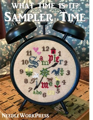 Sampler Time by Needle Work Press
