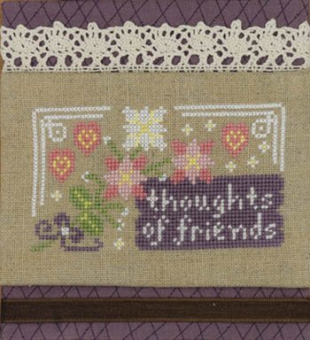 -12- 417 Thoughts of Friends by Misty Hill Studio