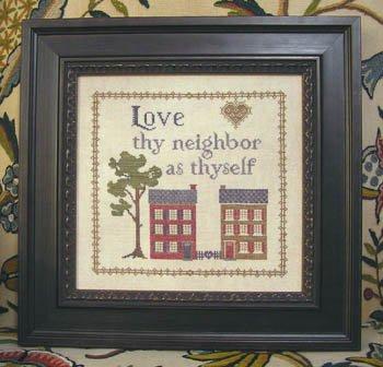 -2- 417 Love Thy Neighbor by The Nebby Needle