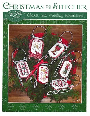 -3- 420 Christmas for the Stitcher by Sue Hillis