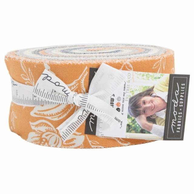 All Hallow's Eve 2.5 Strips Jelly Roll (42pcs)