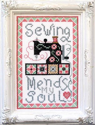 -10- 418 Sewing Mends my Soul by Bobbie G