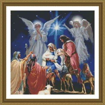 Holy Birth by Kustom Krafts Inc