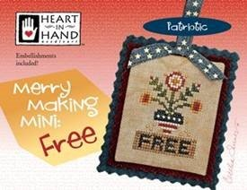 Merry Making Mini- FREE by Heart in Hand