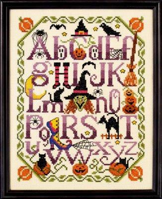Halloween Sampler by Bobbie G. Designs