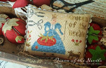 -13- 818 Queen of the Needle by With Thy Needle & Thread