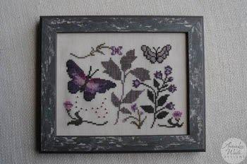 -6- 918 Blooms & Butterflies by AnnaLee Waite Designs