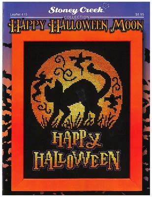 -4- 818 Happy Halloween Moon by Stoney Creek