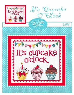 -10- 918 It's Cupcake O'Clock by Sue Hillis