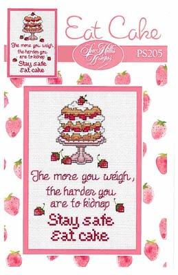 -10- 918 Eat Cake by Sue Hillis