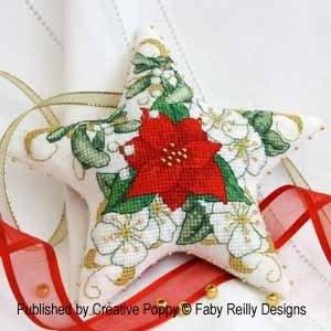 -3- 1118 Poinsettia Star by Creative Poppy