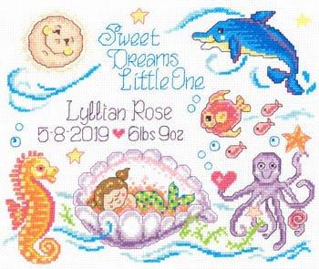 -5- 119 Sea Angels Birth Record by Imaginating