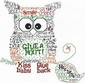 -6- 219 Let's Give a Hoot by Imaginating