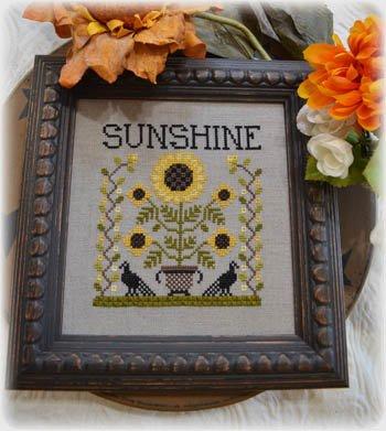 -9- 919 Sunshine by Annie Beez Folk Art