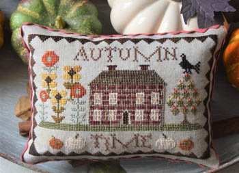 Autumn Time by Abby Rose Designs