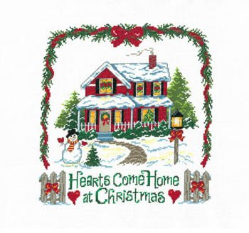 -3- 919 Hearts Come Home at Christmas by Imaginating