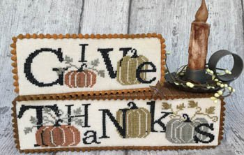 Sarah J Hale Give Thanks Boxes by Mani di Donna