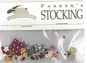Charms for Parker's Stocking by Shepherd's Bush