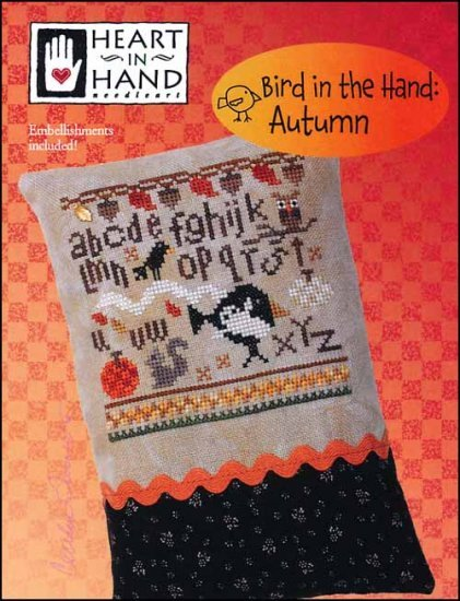 Bird in the Hand: Autumn by Heart in Hand