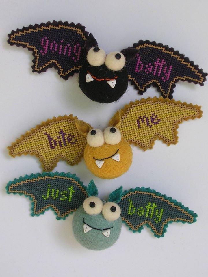 GOLD Bat Kit Crazy Kit by Val's Stuff