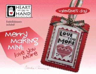 Merry Making Mini: Love you More