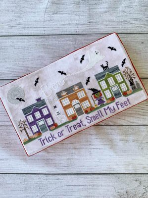 -4- 520 Haunted Hill Road by Little Stitch Girl
