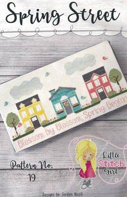 -9- 420 Spring Street by Little Stitch Girl