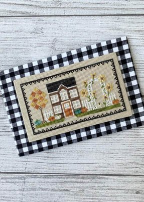 -4- 420 Harvest House by Little Stitch Girl